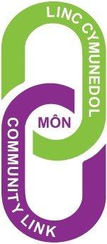 Logo Linc Cymunedol Môn