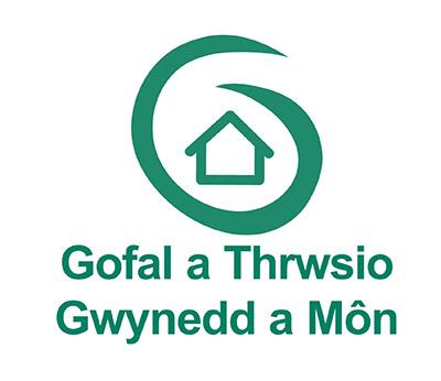 Logo Gofal a Chadw Môn